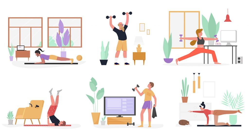 Why fitness still comes first